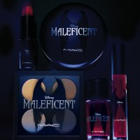 MAC Maleficent Makeup Pictures