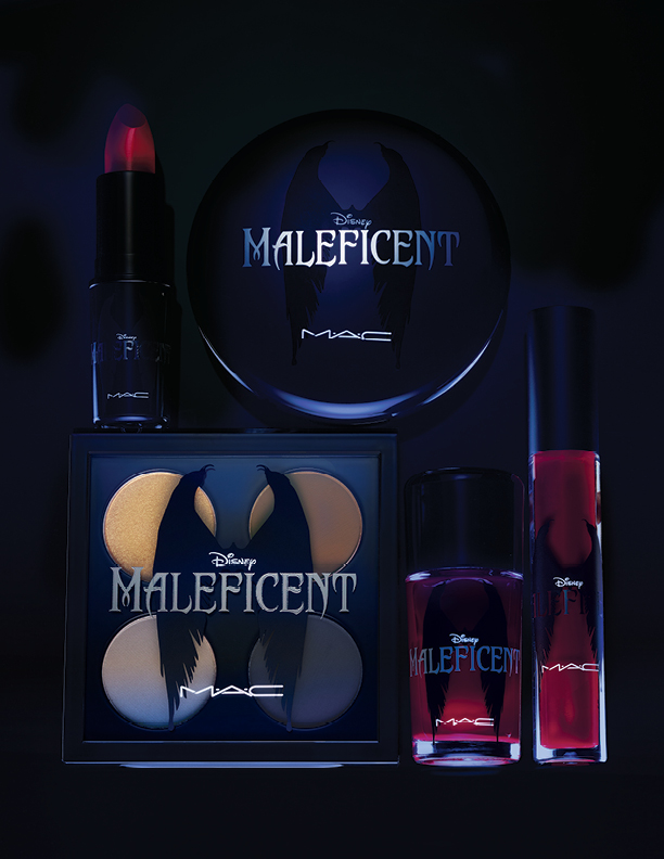 MAC Maleficent Pictures