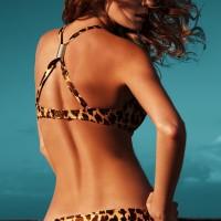 Animal Print Bikini